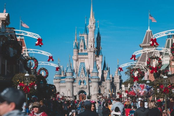 Disney Quarter Earnings Exceed But Guidance Backs Off