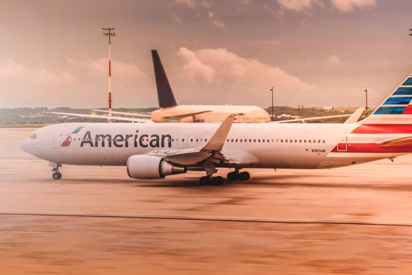 Jobs Picture Throttles Market Advance But American Airlines Flys Higher On Reported Demand