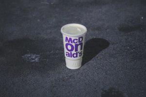 Yank milkshakes British McDonald's Menu