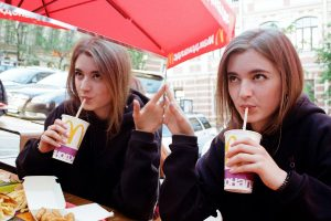 McDonald closing indoors